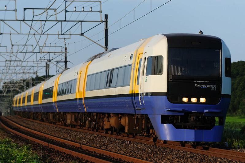 "4014M Class255 LimitedExpress""Shiosai"""