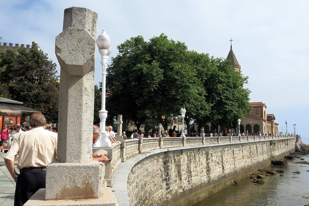 en Gijón