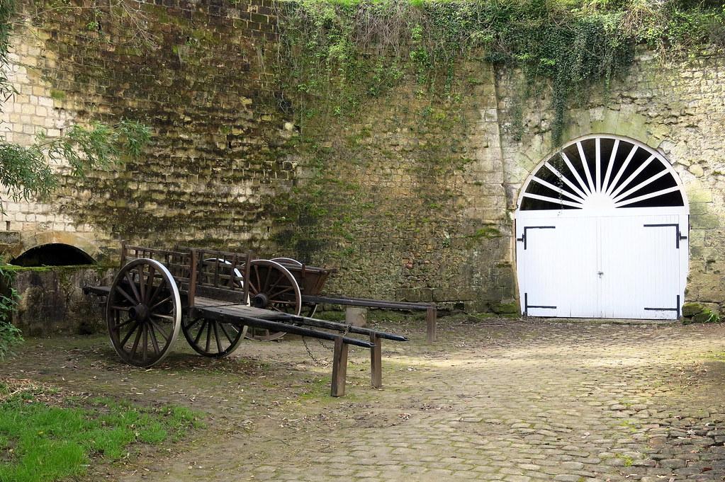 Carruaje Castillo de Ussé