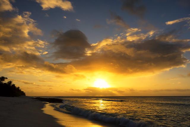 DSC05398 Yasawa Island Resort, Fiji: Sunset