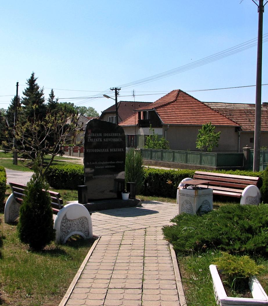 Pamätník obetiam