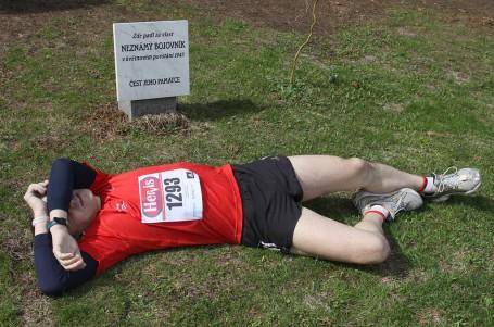 SLOUPEK: Alle Runners sind eine Simulantenbande!