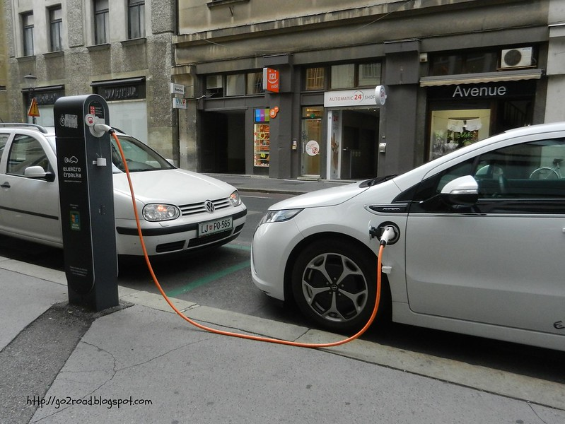 Заправка экологическая электрическая