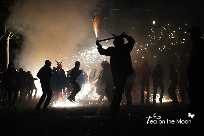 Lleida Fiestas correfocs 0