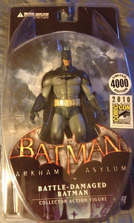 SDCC 2010 Batman Arkham Asylum Figure