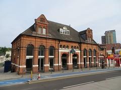 Stratford High Street station