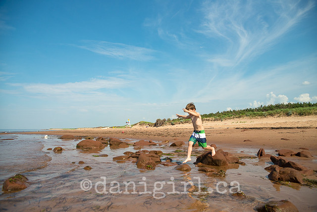Adventures in PEI