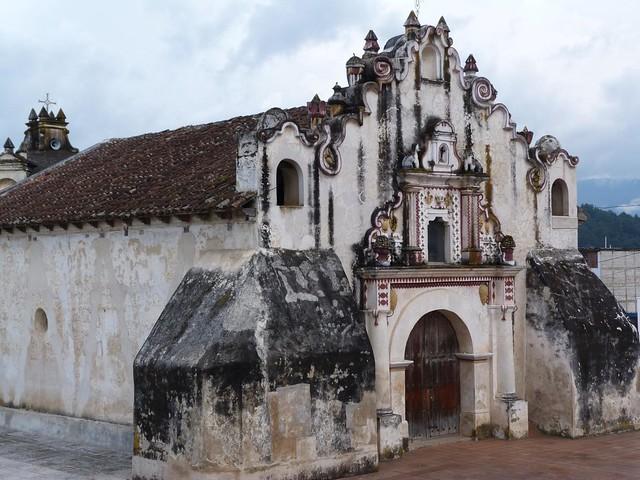 Iglesia de Salcajá (Guatemala)