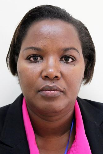 Gerardine Mukeshimana