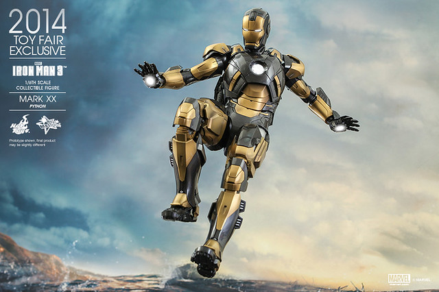 Hot Toys - Iron Man 3 - Python (Mark XX) Collectible Figure_PR05