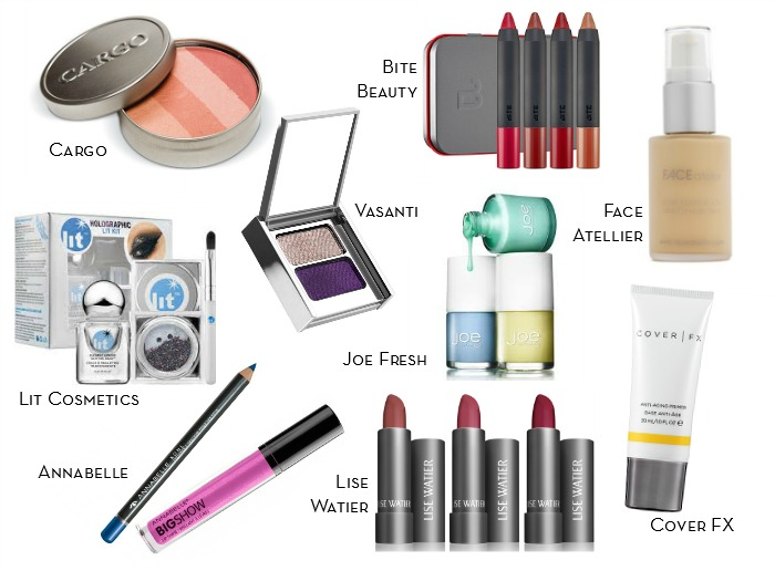 canada day beauty- cosmetics