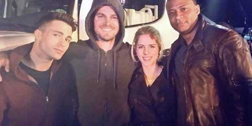 Stephen Amell hinted at what to expect from Arrow season 3