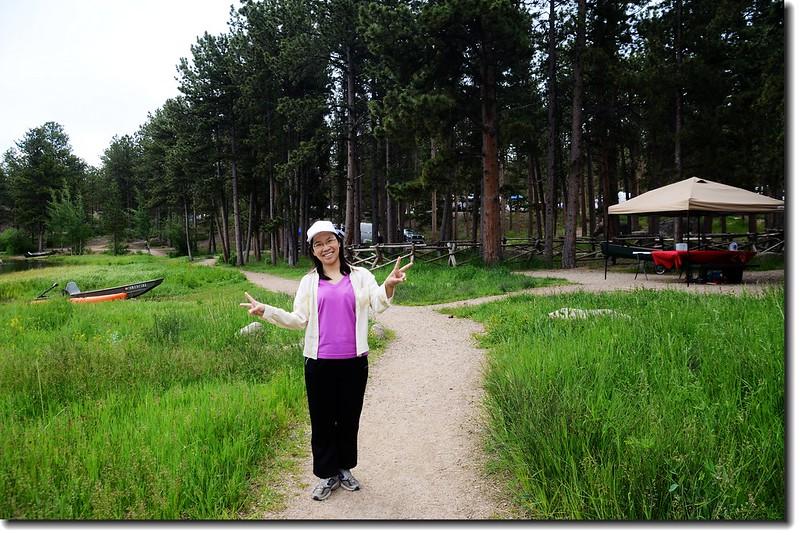 Dowdy Lake trail 2