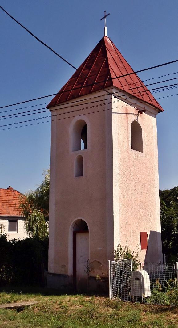 Zvonica v Sečiankach