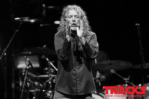 Robert Plant and The Sensational Space Shifters @ Live at Sunset - Dolder - Zurich