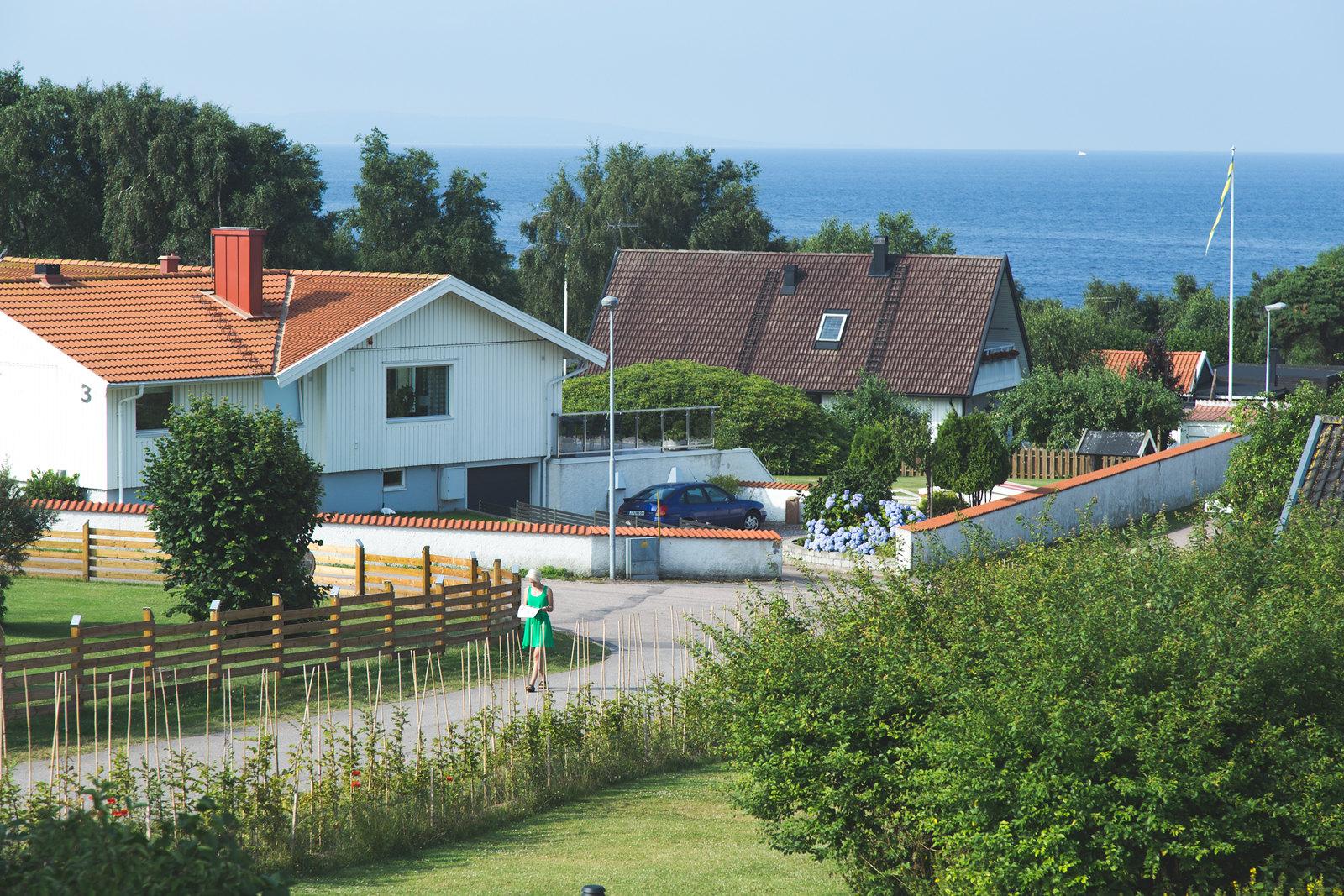 Summer in Halmstad
