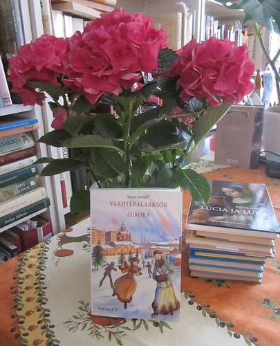 Anna Amnell: kirjat
