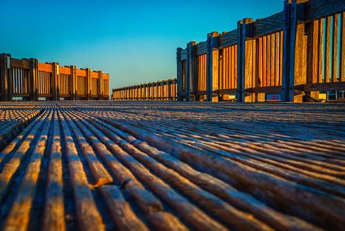 architecture sunrise design israel telaviv perspective boardwalk leisure bluehour goldenhour urbanfragments urbanic portoftelaviv worldtrekker
