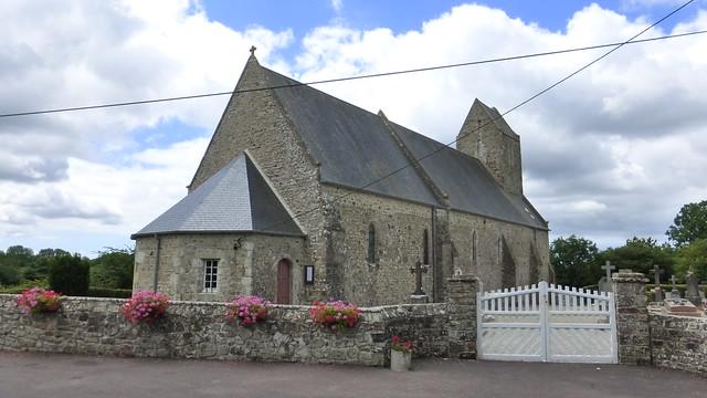 136 Église Saint-Pair de Gerville-la-Forêt