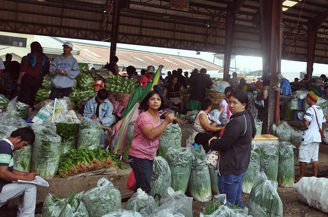 La Trinidad  Vegetable Market 2