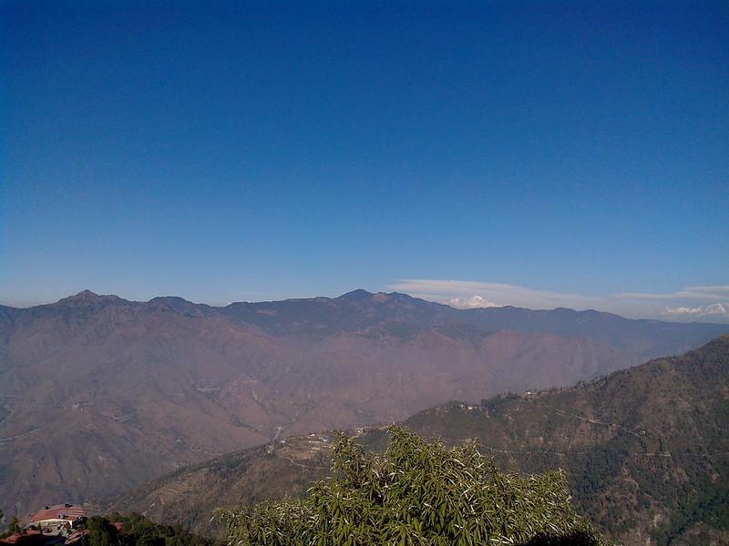 Mussoorie Hills - 2013
