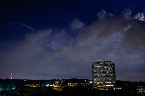 longexposure vacation sky usa cloud storm building weather night georgia stars landscape lights cityscape cloudy manmade astronomy features lightning atlanda edrosack