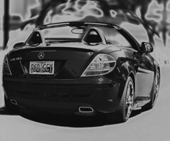 automobile, automotive exterior, wheel, vehicle, performance car, automotive design, mercedes-benz, mercedes-benz slk-class, bumper, sedan, personal luxury car, land vehicle, luxury vehicle, convertible, supercar, sports car,