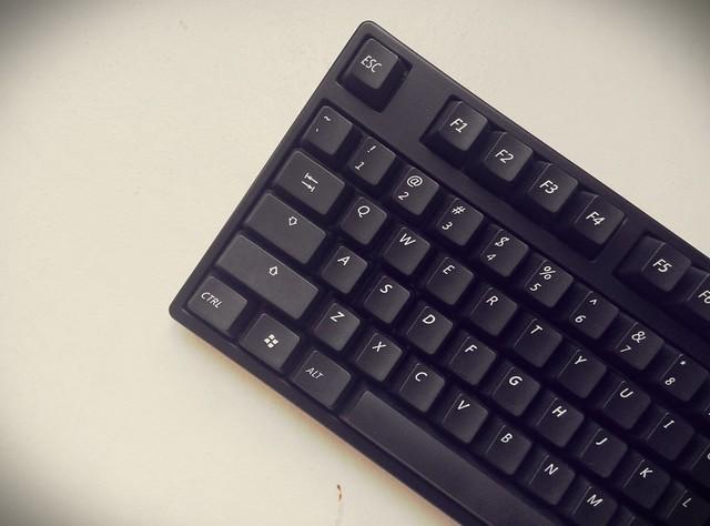 My keyboard f-104