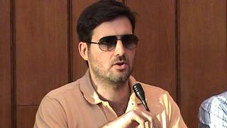 Il neo consigliere di opposizione Oronzo Valentini