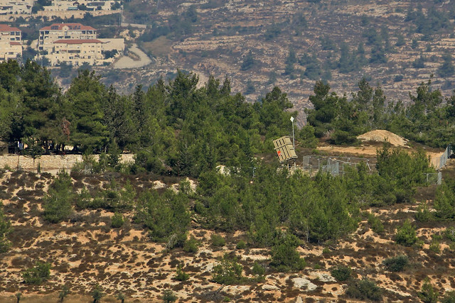 Iron Dome, Jerusalem