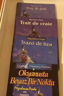 Publicacións de Miguelanxo Prado