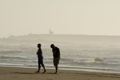 Cape Arago from Bastendorf Beach