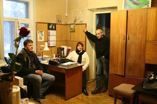 Фев 13 2015 - 18:20 - Встреча с Ефимом Бершиным