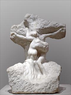 Madeleine の画像. augusterodin dalbera sculpture marbre paris france grandpalais lechristetlamadeleine