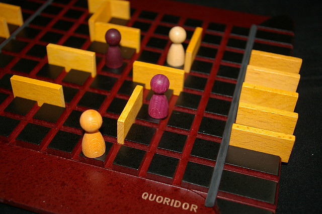 Game: Quoridor