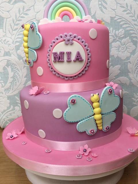 Cake by Tricia Morris Cake design