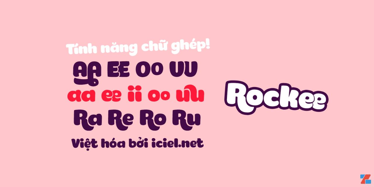 Font Việt hóa Pony – Font chữ đáng yêu