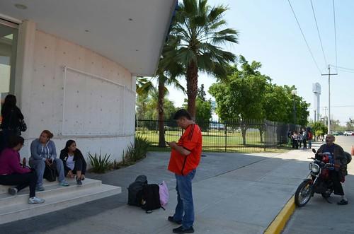 2017 - Nacional Abierto - Dia 1 Inician las acciones