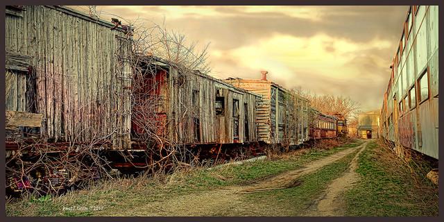 Splintered Tracks of The Past