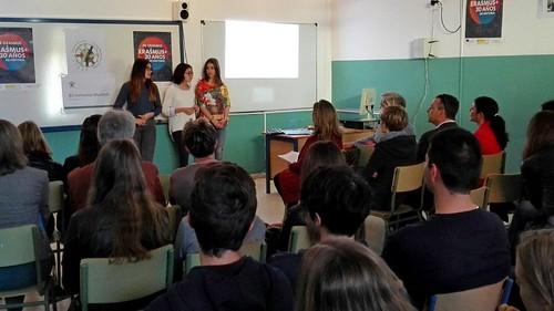 IES Hermanos Machado actividades en el marco del proyecto Con el proyecto Syell