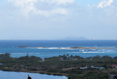226 from Paradise View, St Barthélemy in distance