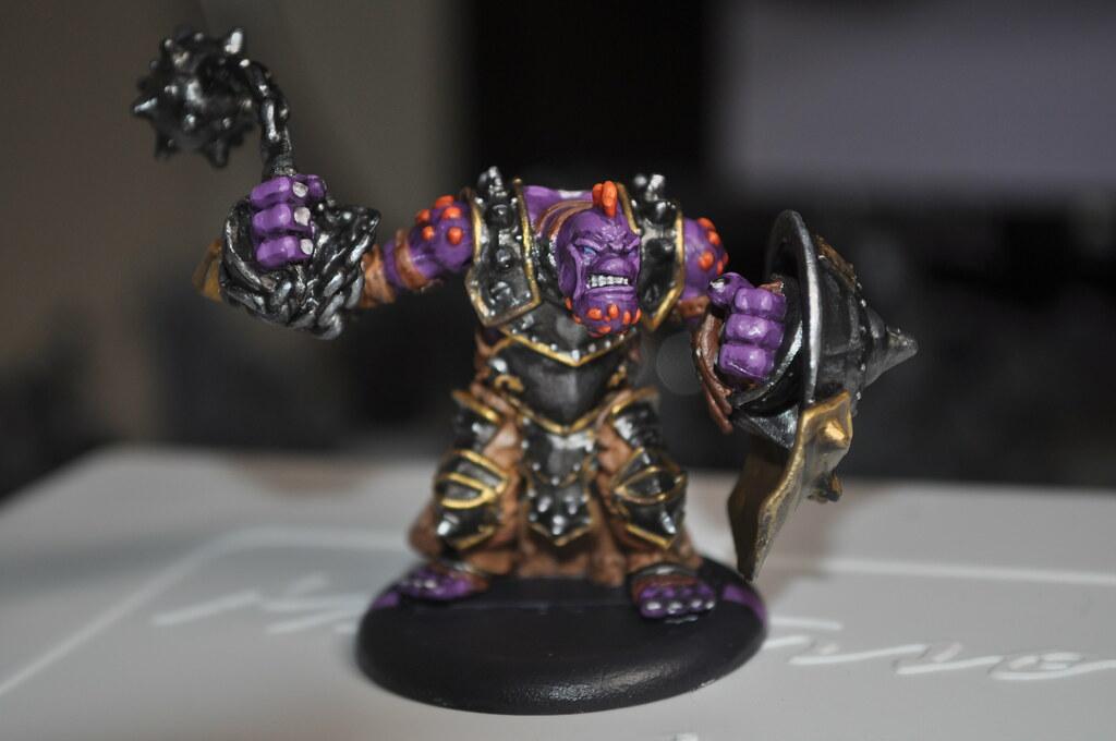 Trollblood Bouncer Front