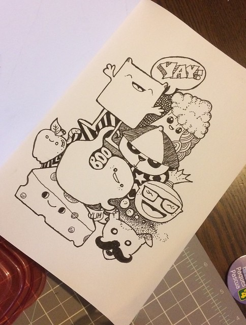 Today's sketch