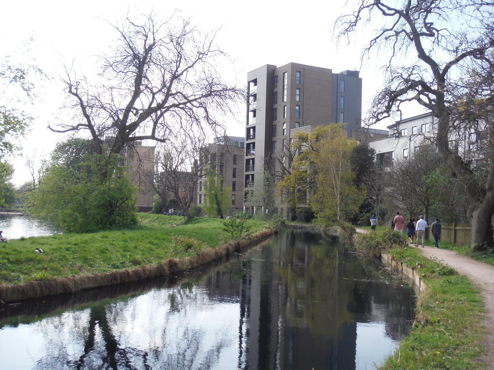 The New River, Stoke Newington SWC Short Walk 26 - Woodberry Wetlands (Stoke Newington Reservoirs)