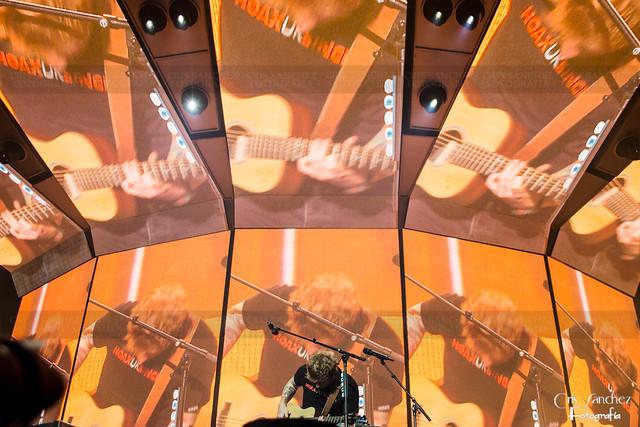 Ed Sheeran - Divide Tour Madrid