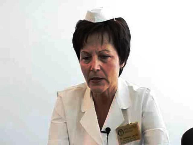 doctor Cecilia Ionescu