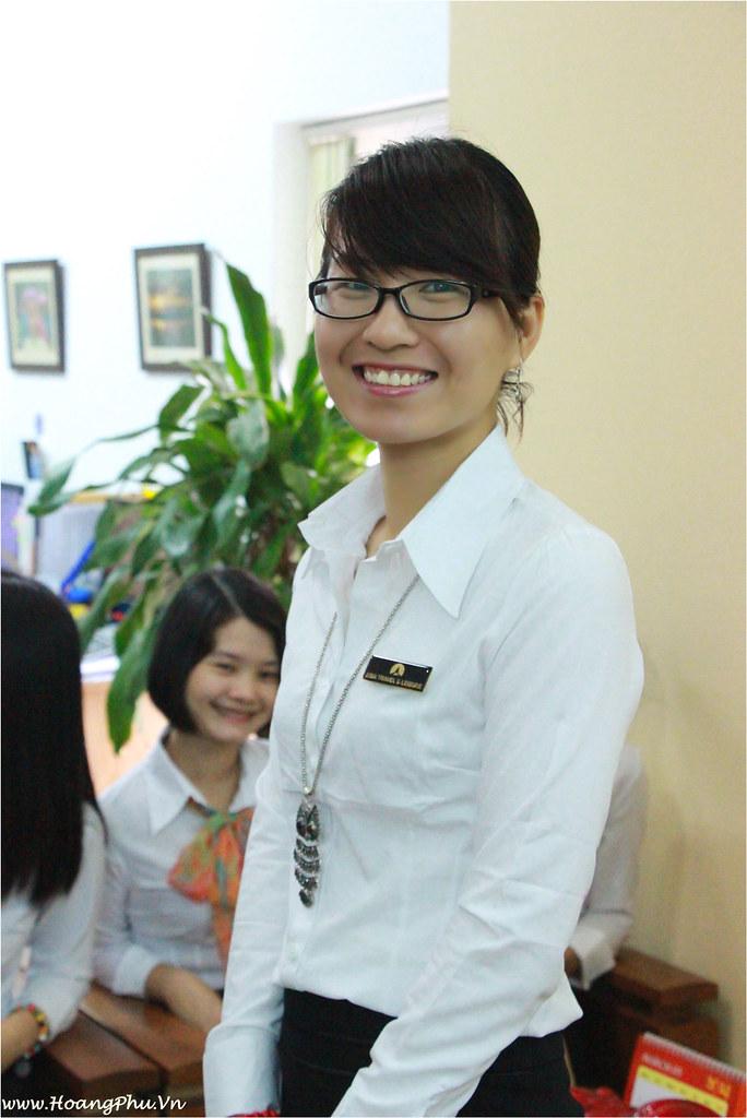Đầu Thị Thu @ Travel Vietnam Office