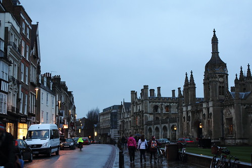 Cambridge and King's College