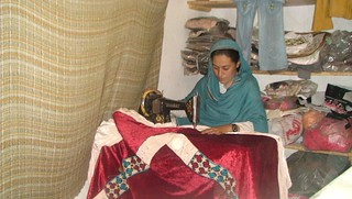 WEIF 2014 Ms Arzoo Bed Sheets, Hunza