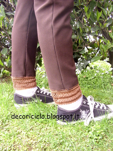 pantaloni allungati con l'uncinetto 4